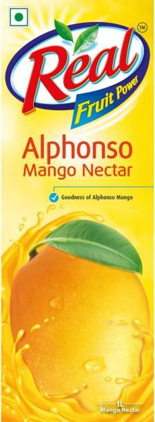 Real Alphonso Mango Nectar