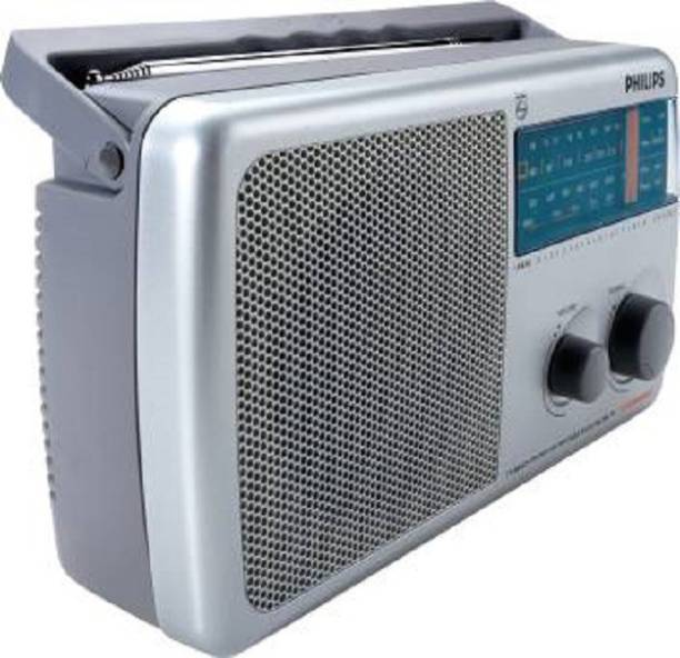 PHILIPS FM RADIO WITH 3 BATTERY FM Radio