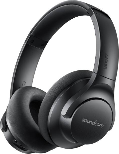 Soundcore by Anker Life 2 NC Active noise cancellation enabled Bluetooth Headset