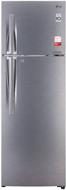 LG 335 L Frost Free Double Door 3 Star Convertible Refrigerator