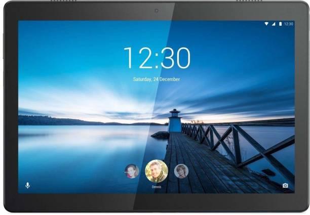 Lenovo M10 FHD REL 2 GB RAM 32 GB ROM 10 inch with Wi-Fi+4G Tablet (Slate Black)