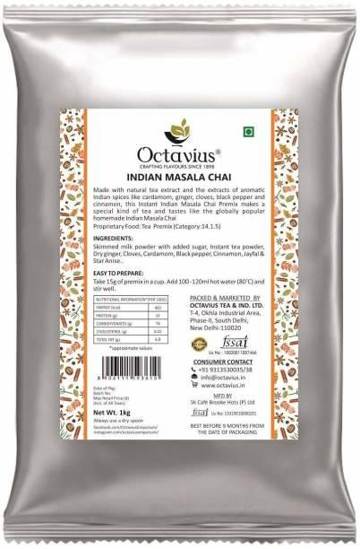 Octavius Indian Masala Ready Tea Masala Tea Pouch