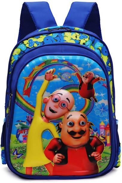 BLOSSOM SB029_09 School Backpack College Bag Travel Bag Ist Standard onward Waterproof School Bag