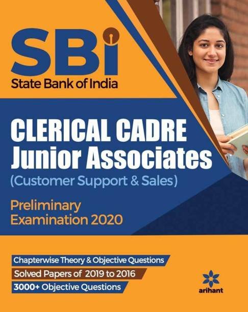 Sbi Clerical Cadre Junior Associates Preliminary Examination 2020