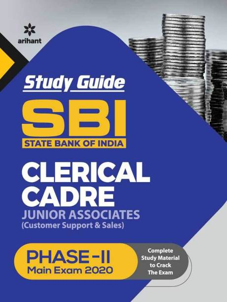 Sbi Clerical Cadre Phase- 2 Mains Exam 2020