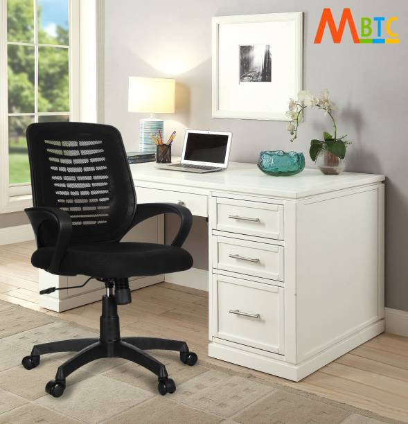 MBTC Cascade Mesh Office Revolving Chair NA Office Executive Chair