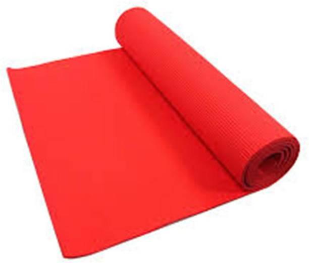 Rixon Global yogamat-red 4mm mm Yoga Mat