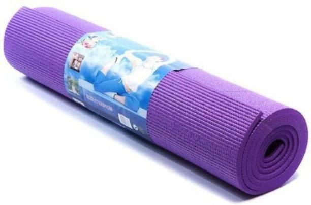 Rixon Global yogamat-Purple Purple 4mm mm Yoga Mat