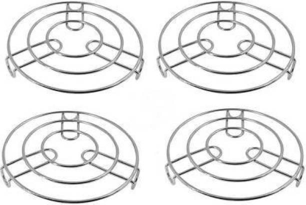 AYW Heat Resistant Hot Pan/Pot Stand Mat mirror Trivet Mirror Trivet
