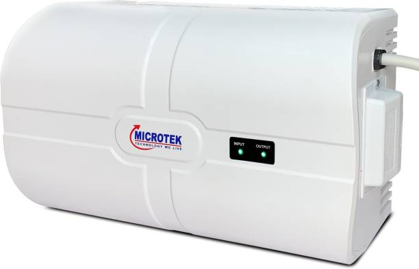 Microtek Smart EM4170+ For Inverter AC upto 1.5 Ton (170V-275V) Voltage Stabilizer