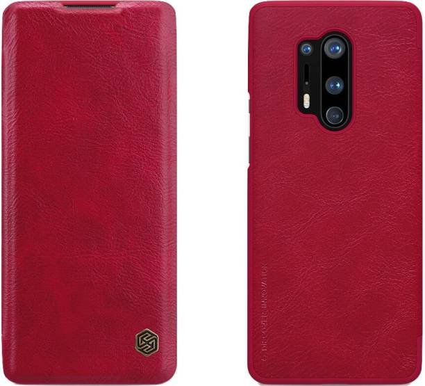 DHAN GTB Flip Cover for One plus 8 Pro(6.78 inch)