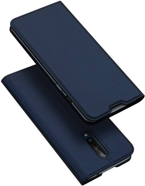 DHAN GTB Flip Cover for One Plus 8