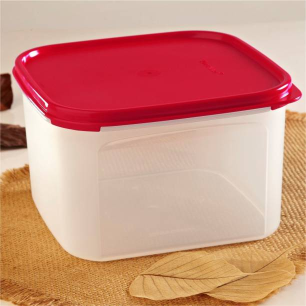 TUPPERWARE MM Square #2  - 2.6 L Plastic Grocery Container