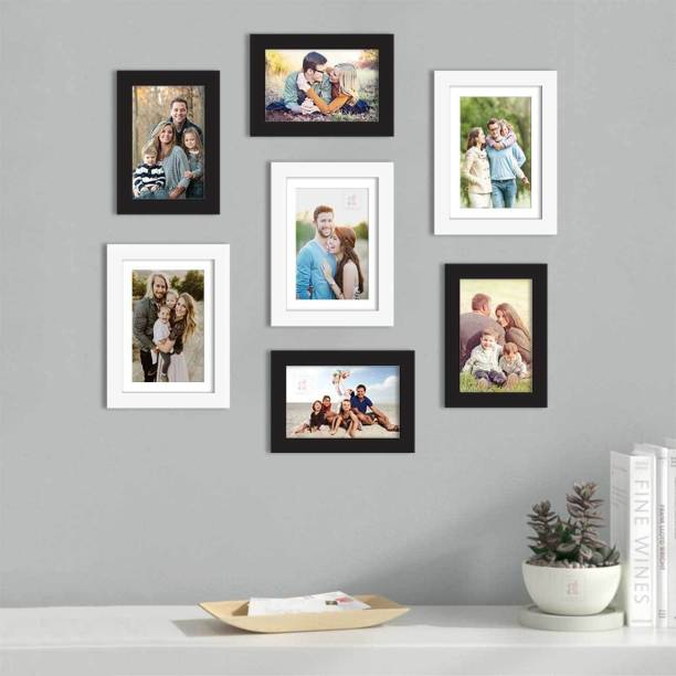 Art Street Wood Photo Frame