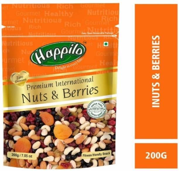 Happilo Premium International Nuts and Berries Assorted Nuts
