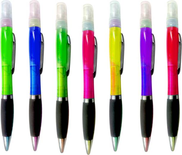 Rhtdm Sanitizer Spray Pen Ball Pen