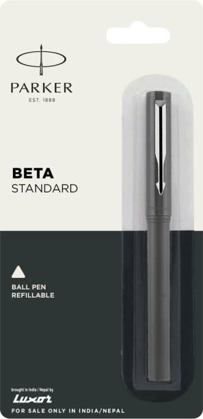 PARKER Beta standard CT (systemark) D.Grey Ball Pen