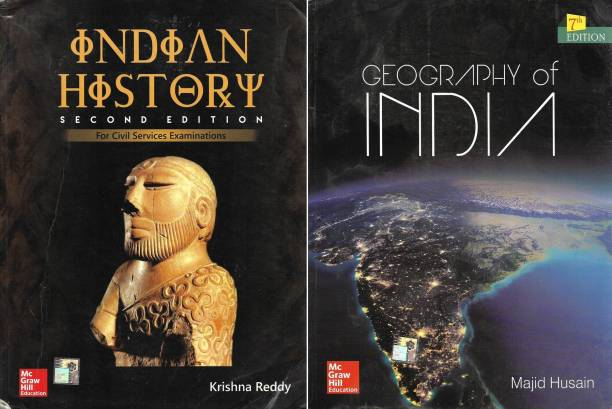 Indian History And Geography Of India In English