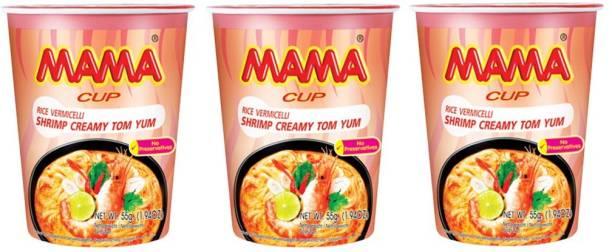 MAMA Rice  Shrimp Creamy Vermicelli 165 g