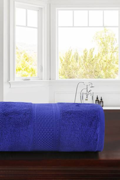 TRIDENT Cotton 460 GSM Bath Towel