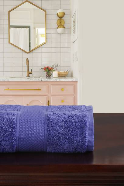 TRIDENT Cotton 500 GSM Bath Towel