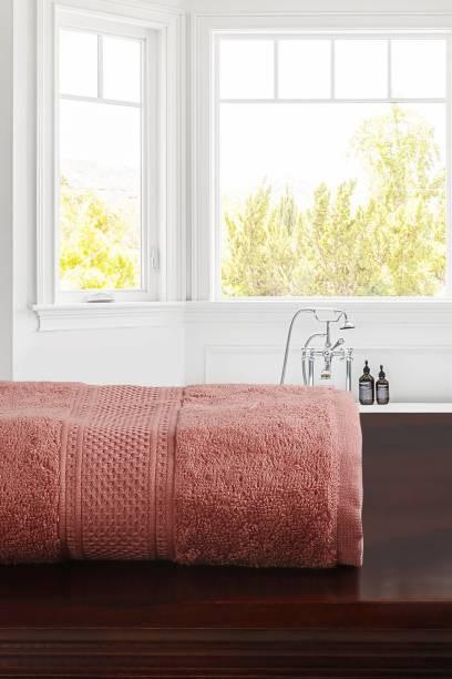 TRIDENT Cotton 460 GSM Bath Towel