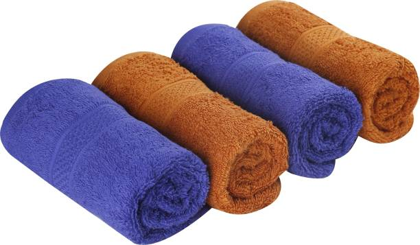 TRIDENT Cotton 460 GSM Hand Towel Set
