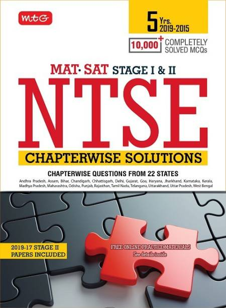 Ntse Chapterwise Solutions