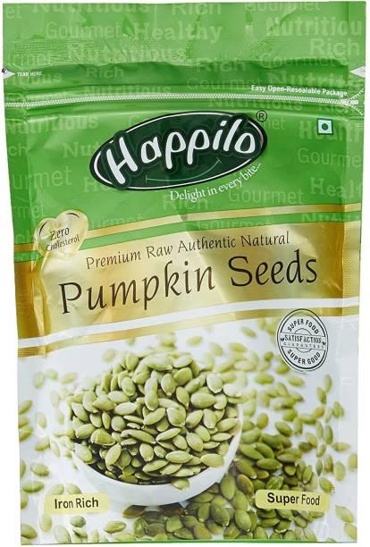 Happilo Premium Raw Authentic Pumpkin Seeds (Combo 250x2)