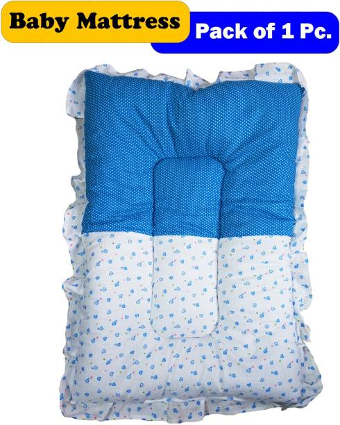 Aayat Kids Premium New Born Baby Mattress(0-12 Months)(Size L:31 Inchs, B: 19Inchs) F71
