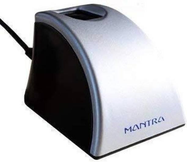 MANTRA MFS100 Biometric Fingerprint USB Device With RD Services Corded Portable Scanner Corded Portable Scanner