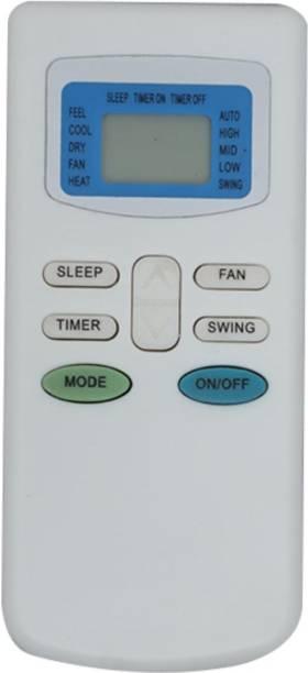 Upix 17 AC Remote 17G AC Remote Compatible for Godrej AC Remote Controller