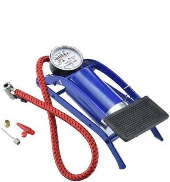 MG SALESS 100 psi Tyre Air Pump for Car & Bike