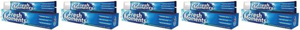 fresh moments Toothpaste (100g*5) Toothpaste
