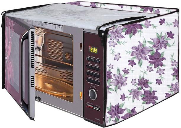 JM Homefurnishings Microwave Oven  Cover