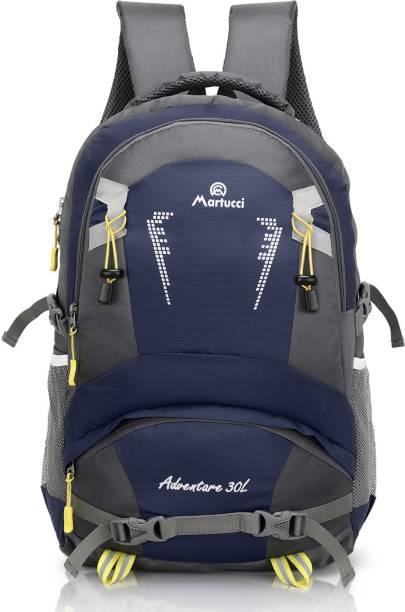 Martucci School Bags for Boys and Girls II Genuine Backpack II Coaching Bag II Multiuse Bag II School Backpack II Smart Tuition Bag (Secondary 4th Std Plus) Waterproof Backpack