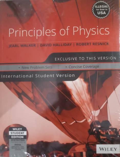 PRINCIPLES OF PHYSICS (INTERNATIONAL STUDENT VERSION)