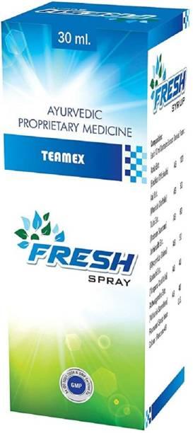 Teamex Fresh Mint Mouth Freshner 20m Spray