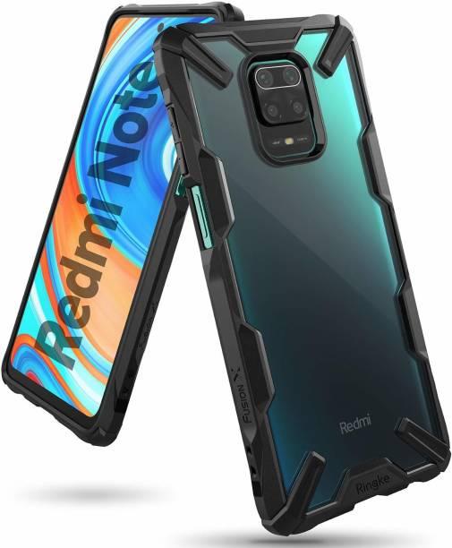 Ringke Back Cover for Poco M2 Pro, Mi Redmi Note 9 Pro, Mi Redmi Note 9 Pro Max