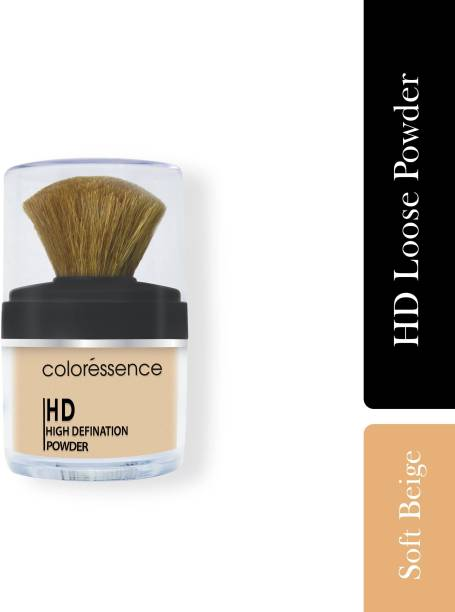 COLORESSENCE HIGH DEFINITION LOOSE POWDER - Soft Beige Compact