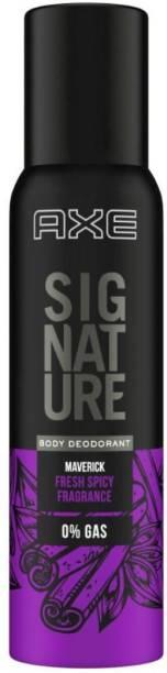 AXE Signature Maverick No Gas Body Deodorant For Men Deodorant Spray  -  For Men