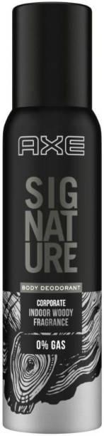 AXE Signature Corporate No Gas Body Deodorant For Men Deodorant Spray  -  For Men
