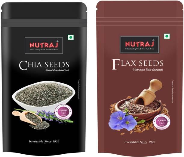 Nutraj Flax & Chia Seeds