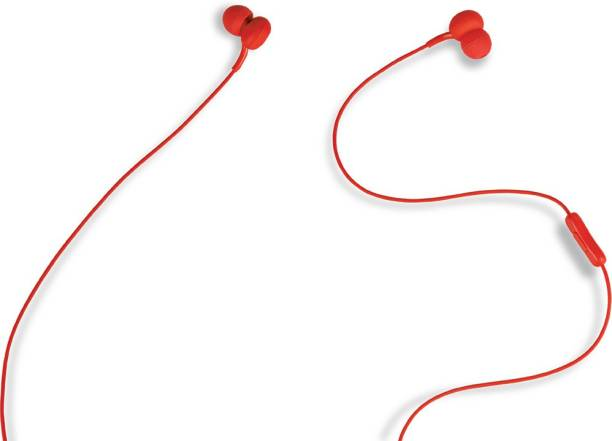 iBall Convexo 2-Red Wired Headset