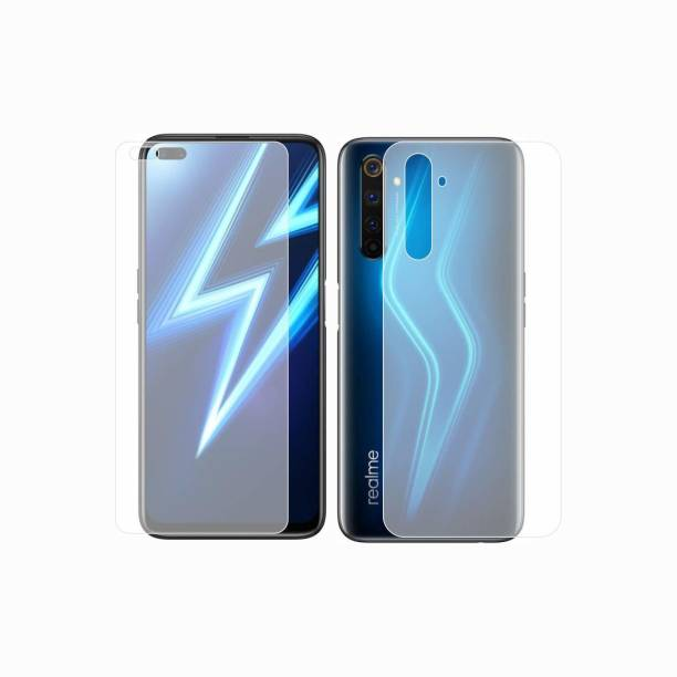 PR SMART Front and Back Tempered Glass for Realme 6 Pro