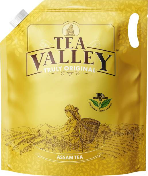 Tea Valley Truly Original Black Tea Pouch