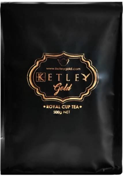 Ketley Gold Royal Cup Assam Tea Box