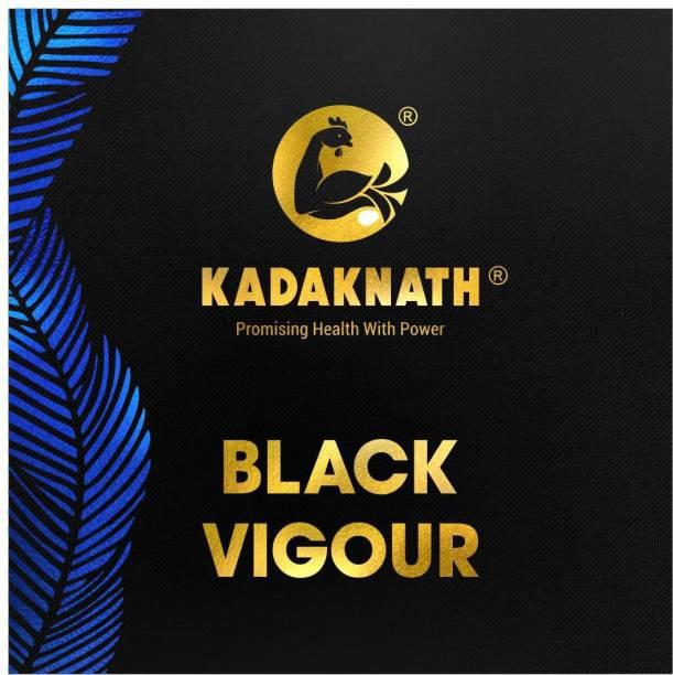 KADAKNATH Kadaknath_Black_Vigour