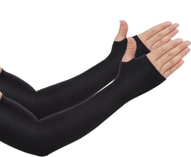 Vaquita Polyester Arm Sleeve For Men & Women