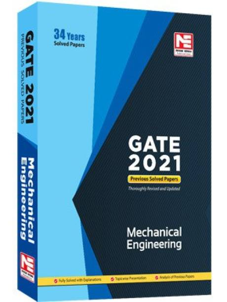 Gate 2021 Mechanical Engineering Previous Solved Papers